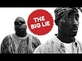THE BIG LIE BIGGIE WAS 2PAC S PROTEGE FOR THUG LIFE AND DISS AFTER DEATH mp3