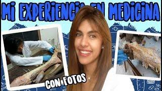 ESTUDIAR MEDICINA: MI EXPERIENCIA y ANÉCDOTAS GRACIOSAS | Lorena Manzanilla