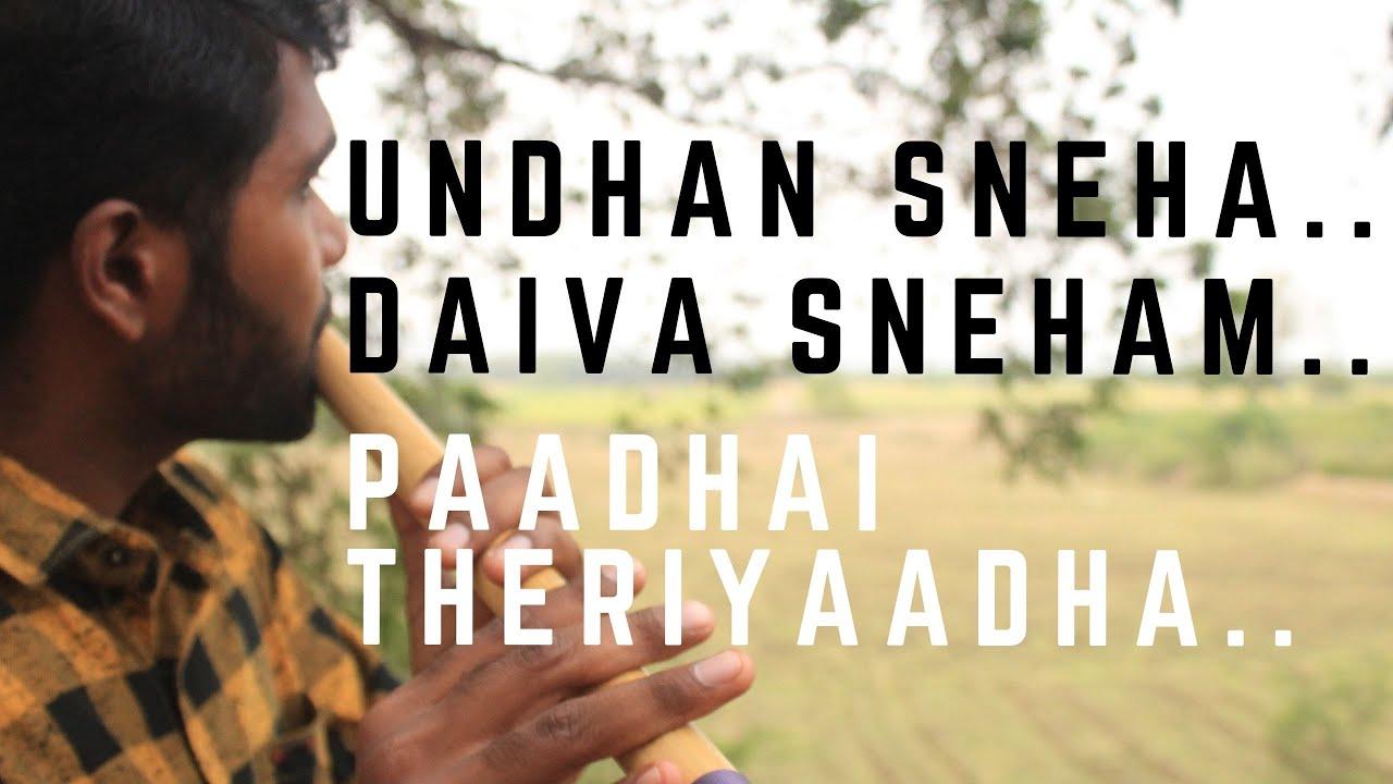 Undha Sneha Vaakugal| Daiva Sneham | Paadhai Theriyaadha | Flute | Tamil Christian Worship Medley #5