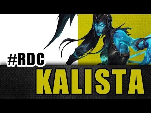 Rap dos Champions - Kalista - Méqui Huê [League of Legends]