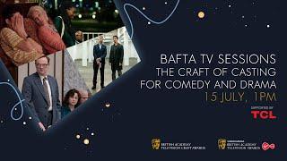 The Craft of Casting for Comedy & Drama: Sex Education, Top Boy, Chernobyl & Giri/Haji | TV Sessions