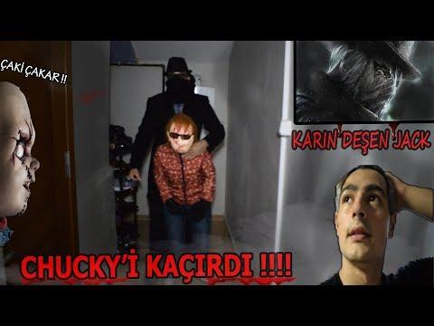 KARIN DEŞEN JACK CHUCKY'İ KAÇIRDI !! (LÜTFEN YARDIM EDİN)