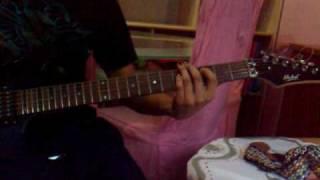 kamikaze-unang tikim(guitar cover)