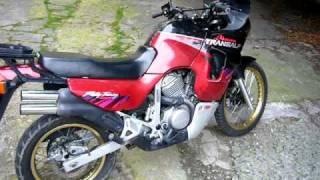 Honda XL 600V Transalp Na prodej(http://www.motorkari.cz/motobazar/motorky/honda/honda-xl-600v-transalp/honda-xl-600v-transalp-211501.html Starting up this 1994 Honda Transalp, very ..., 2010-09-02T15:30:43.000Z)