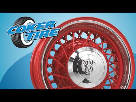 Hot Rod Wire Wheels