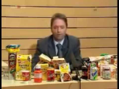 Chronisch krank vom Essen... Was bewirkt Chemie in unserer Nahrung?! CED & Adipositas