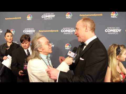 "Matt Walsh from ""Veep""  at American Comedy Awards"