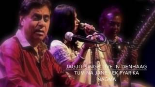 Jagjit Singh Live In Denhaag 2011 - Tum Na Jane and Ek Pyar Ka Nagma