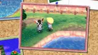 Trailer Animal Crossing - New Leaf Tourism