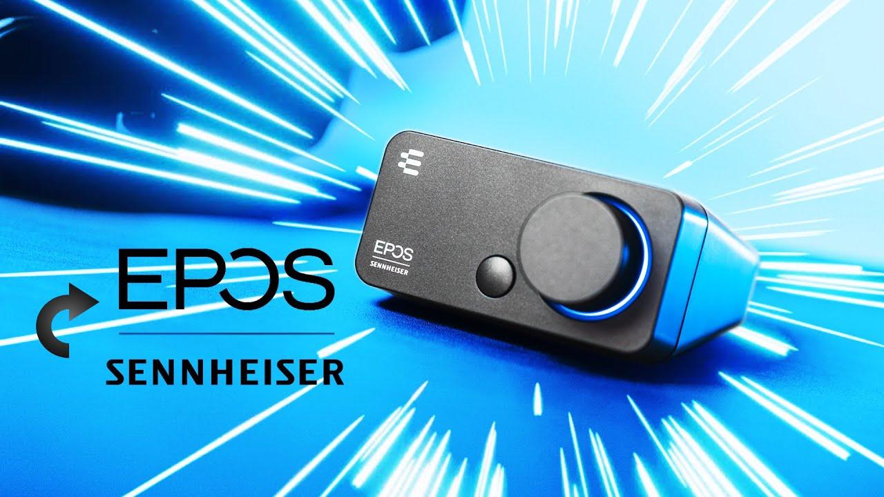 Sennheiser Has LEFT The Chat - EPOS GSX 300 Gaming DAC Review