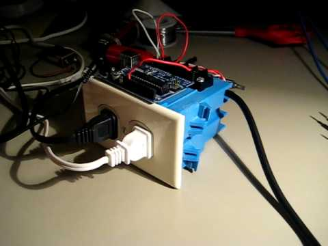 120vac relay controlled by arduino 120 Volts 11 Pin Relay Wiring