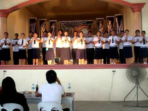 The Creation. GNC speech choir