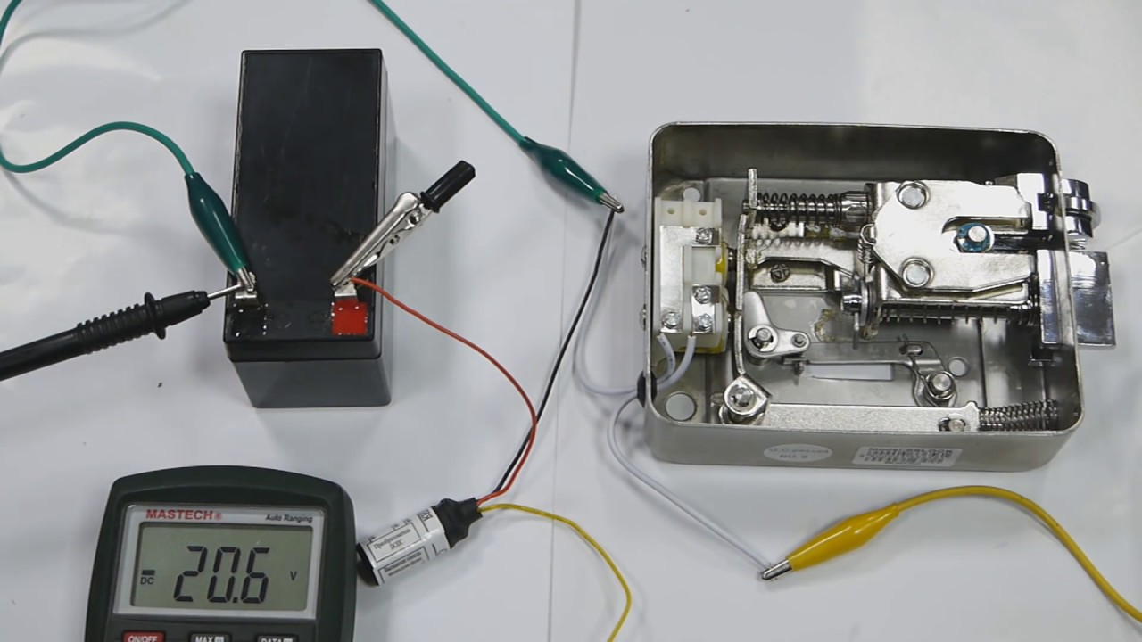 Сравнение БУЗ и Бустера (CISA). Устройств для питания замка от домофона.