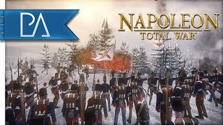 THUNDER OF THE GRENADIERS - Napoleon Total War Gameplay