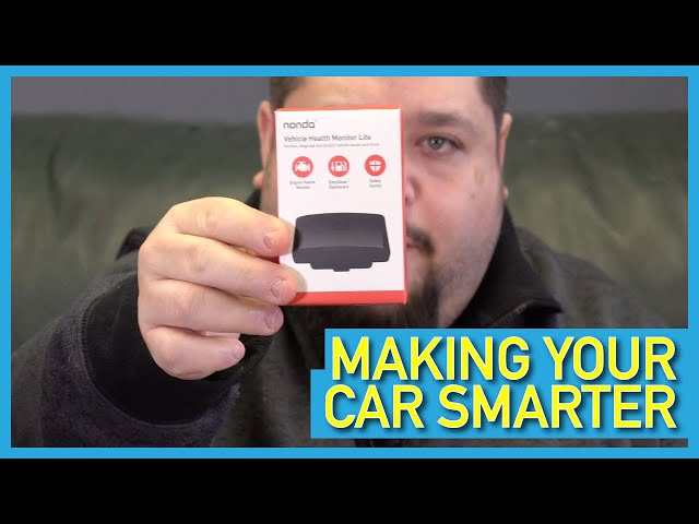 Nonda Smart Vehicle Health Monitor...and How to Get One for Free!!