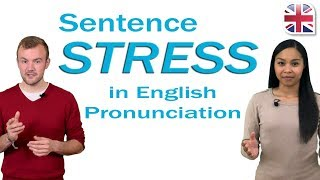 Sentence Stress in English Pronunciation