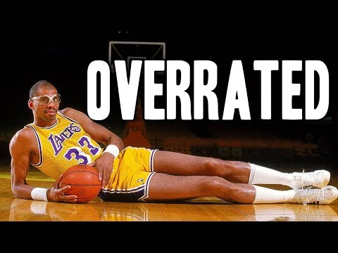 Why Kareem Abdul-Jabbar is OVERRATED