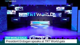 TRT World celebrates official launch