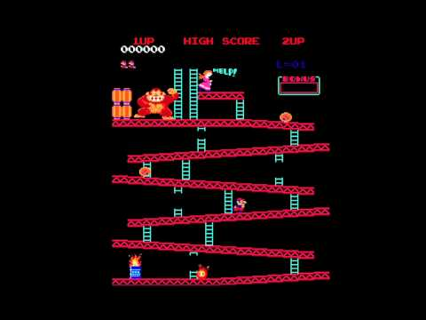 Marshall's Tips in Donkey Kong