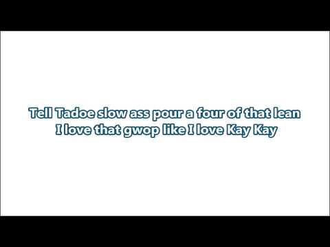 Chief Keef ft. Tadoe - Me ( Lyric Video )