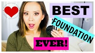 The Best Foundations #FridayFavorites | DressYourselfHappy, makeup, foundation, beauty, high end makeup, Tom Ford, Too Faced, Make up For Ever, marc Jacobs Beauty,