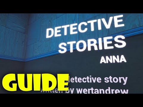 How to Complete Detective Stories 2: Anna by Wertandrew Fortnite Creative Guide