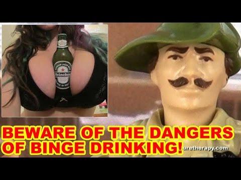 Military Binge Drinking Safety Brief