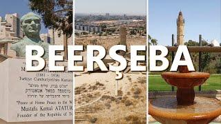Beerşeba, İsrail - Be'er Sheva, Israel | Bir Acemi Yolcu