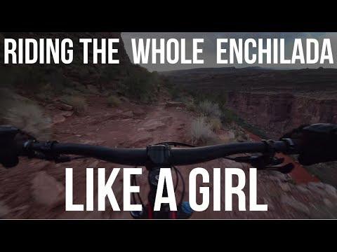 Riding Whole Enchilada Like a Girl - Dusty Betty Women's Mountain Biking