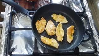Easy Healthy Chicken In A Skillet دجاج المشوي صحي وسريع