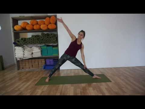20 min full Yoga HIIT Pilates workout
