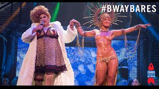 Broadway Bares 2015: Top Bottoms of Burlesque Opening - Harvey Fierstein