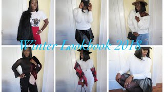 Winter Lookbook 2018| Affordable Fashion| #CheaptoChic