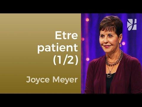 Avoir une attitude patiente (1/2) - Joyce Meyer - Maîtriser mes pensées