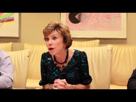 USF President Judy Genshaft discusses past, future of USF