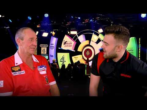 Wayne Warren | Storms into the second round after an amazing 3-1 win over Wesley Harms