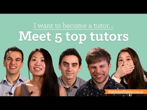 I want to become a tutor: Meet 5 top tutors