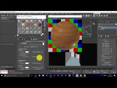 Vessel Space - Rendering 2 - 3ds Max - Materials, Mapping + Rendering