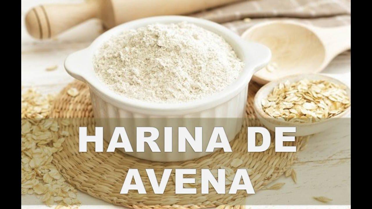 Estos son los 5 mejores beneficios de la harina de avena - Cocinar harina de avena ...