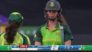 Momentum Proteas vs Pakistan Women | 1st T20 Highlights | Hollywoodbets Kingsmead Stadium, Durban