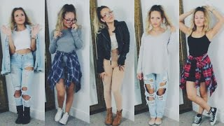 BACK TO SCHOOL OUTFIT IDEAS ♡ Nathalie Paris