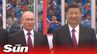 Why 'best friends' Vladimir Putin and Xi Jinping's bromance is blossoming