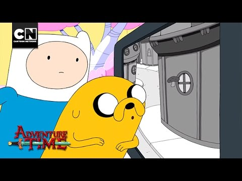 Flying Mushroom I Adventure Time I Cartoon Network