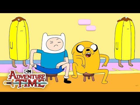 Flying Mushroom I Adventure Time I Cartoon Network