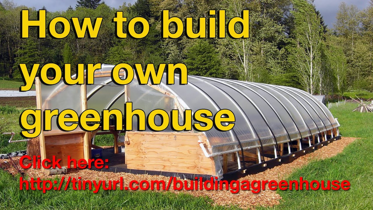 diy greenhouse plans cheap see description youtube