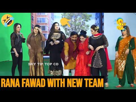 Rana Fawad Lahore Qalandar | Best Of Naseem Vicky | Heer | Goshi | Yasso Panju Lahore Qalandar Dolly
