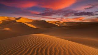 Desert Winds @528Hz   Attract Positivity   Lower Cortisol & Stress Hormone Levels