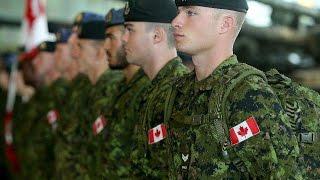 Канада 825: Как попасть на службу в канадскую армию(Видео по теме. Слушаем, делаем выводы., 2016-10-03T05:01:29.000Z)