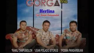 """HERLINA"" ( Nakal )  ""GORGA TRIO""  Vocal : JOAN POLADO SITORUS, POSMA P, RAMLI TB."