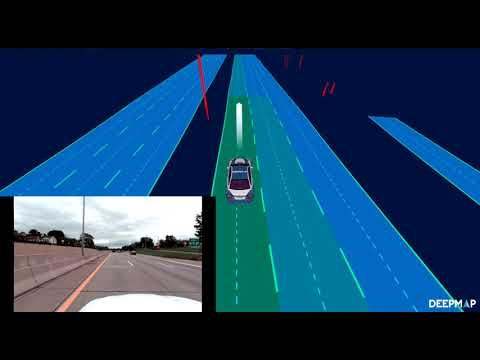 DeepMap Announces RoadMemory, a Highly-Scalable and Economical...